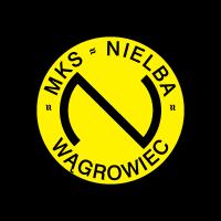 MKS Nielba Wagrowiec vector logo