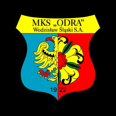 MKS Odra Wodzislaw Slaski SA vector logo