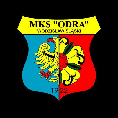 MKS Odra Wodzislaw Slaski logo vector