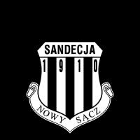 MKS Sandecja Nowy Sacz vector logo