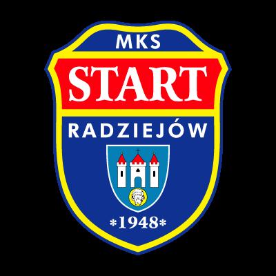 MKS Start Radziejow (1948) logo vector