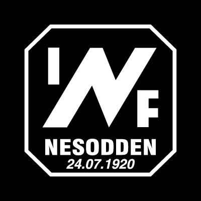 Nesodden IF logo vector