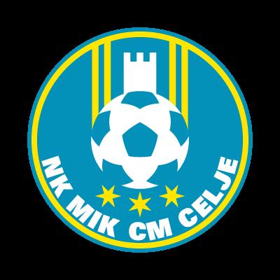 NK MIK CM Celje logo vector