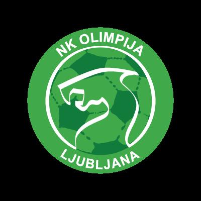 NK Olimpija Ljubljana logo vector