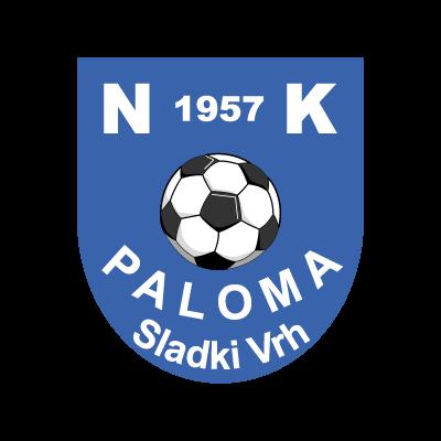 NK Paloma logo vector