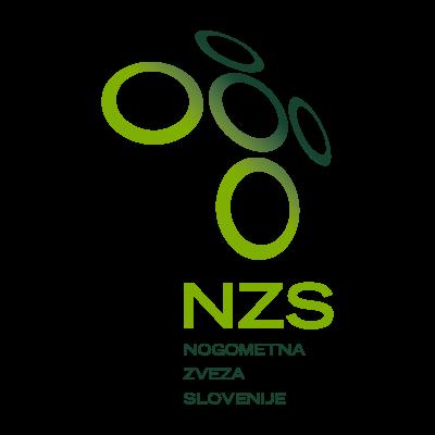 Nogometna zveza Slovenije (2008) logo vector