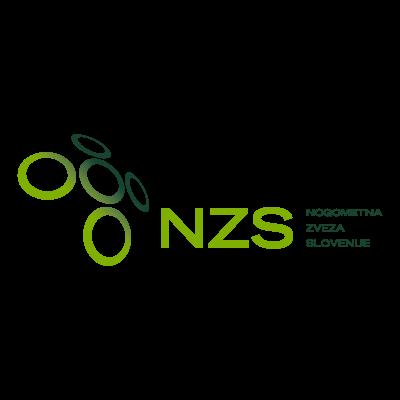 Nogometna zveza Slovenije (NZS) logo vector