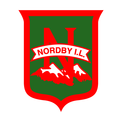 Nordby IL logo vector