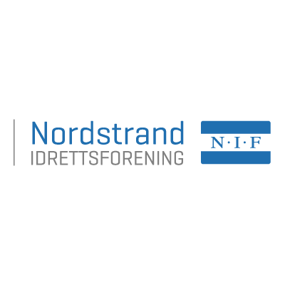 Nordstrand IF (1891) logo vector