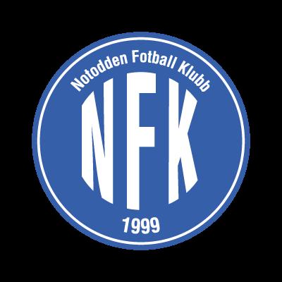 Notodden FK logo vector