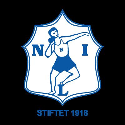 Nybergsund IL logo vector