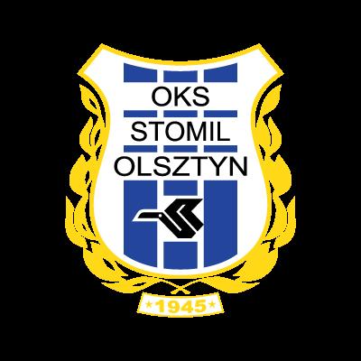 OKS Stomil Olsztyn logo vector