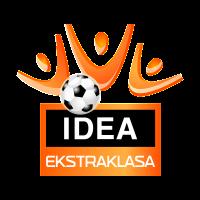 Orange Ekstraklasa (2007) vector logo