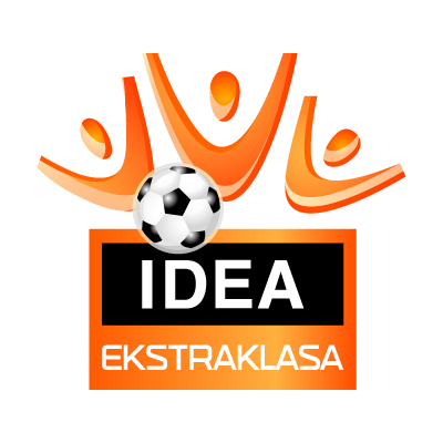 Orange Ekstraklasa (2007) logo vector