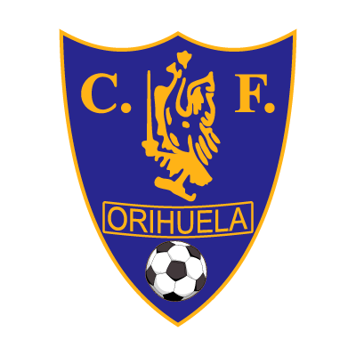 Orihuela C. de F. logo vector