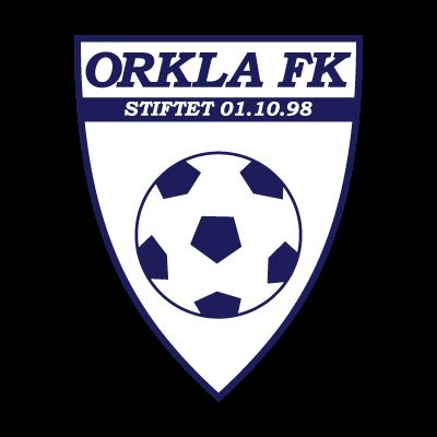 Orkla FK logo vector