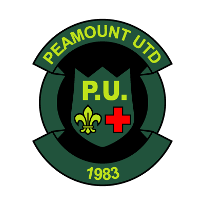 Peamount United FC logo vector