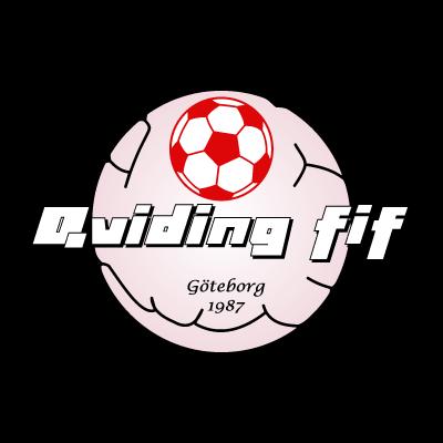 Qviding Frantorps IF logo vector