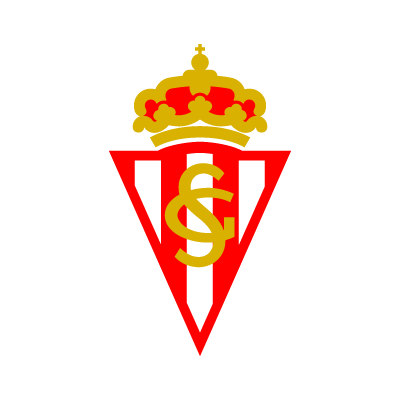 Real Sporting de Gijon logo vector