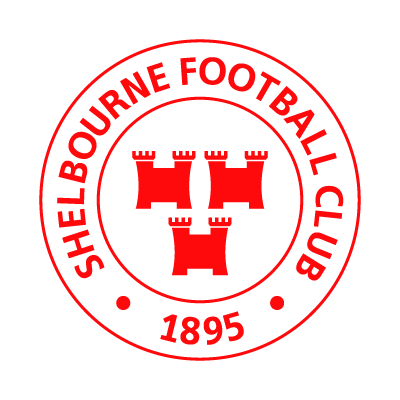 Shelbourne FC logo vector