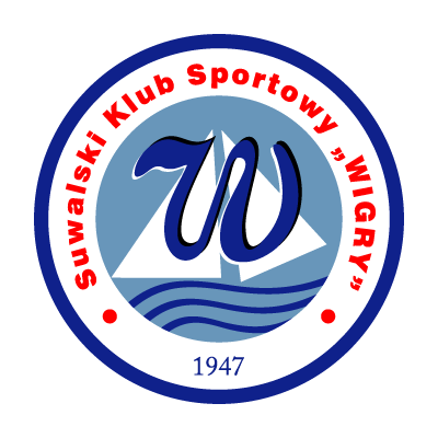 SKS Wigry Suwalki logo vector