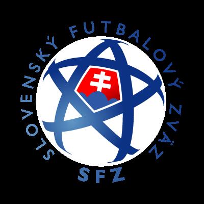 Slovensky Futbalovy Zvaz (2012) logo vector