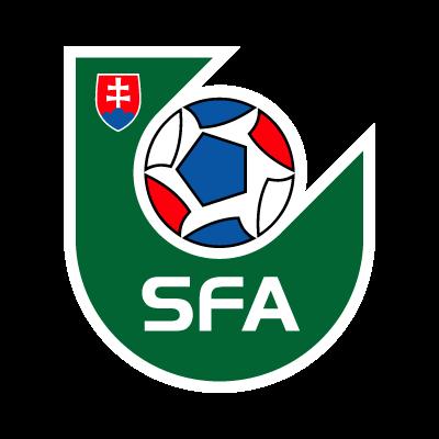 Slovensky Futbalovy Zvaz (SFA) logo vector