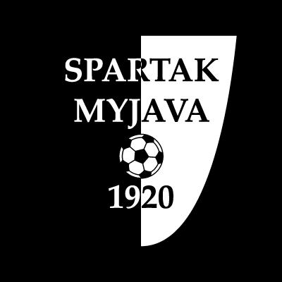 Spartak Myjava logo vector