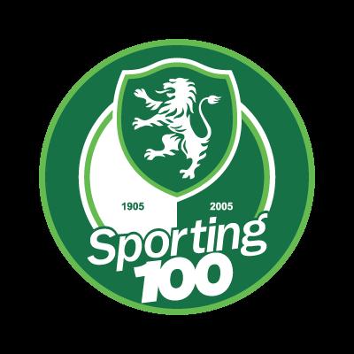 Sporting Clube de Portugal (100) logo vector