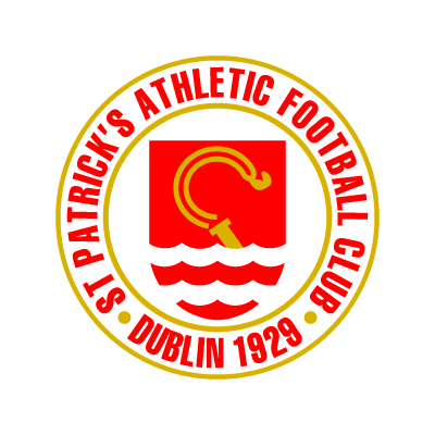 St Patrick's Athletic FC (Current) logo vector