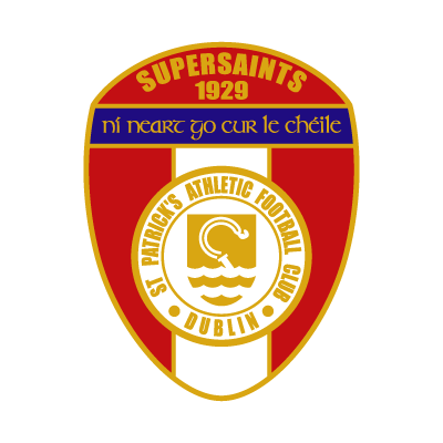 St Patrick's Athletic FC (Old) logo vector