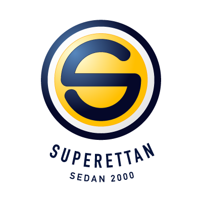 Superettan (2000) logo vector