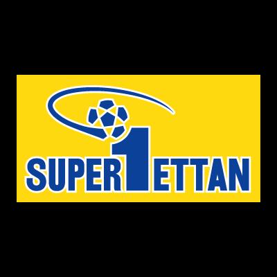 Superettan logo vector