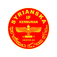 Syrianska IF Kerburan vector logo
