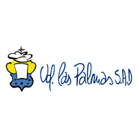 U.D. Las Palmas vector logo