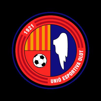 U.E. Olot logo vector