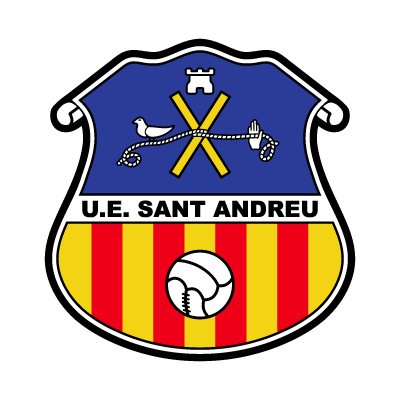 U.E. Sant Andreu logo vector