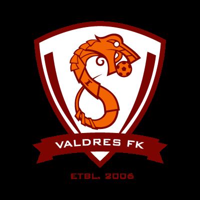 Valdres FK logo vector
