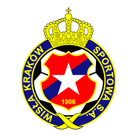 Wisla Krakow SSA vector logo