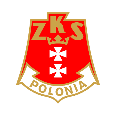 ZKS Polonia Gdansk logo vector
