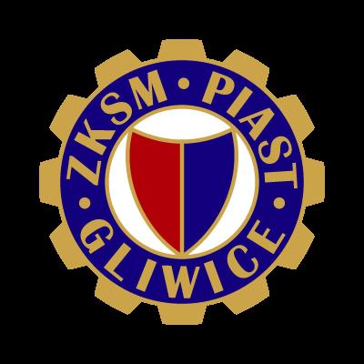 ZKSM Piast Gliwice logo vector