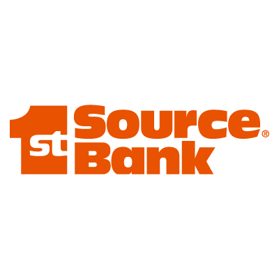 1st Source Bank logo vector
