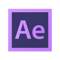 After Effects CS6 vector logo