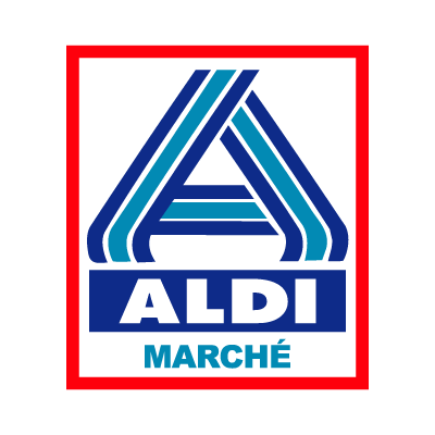 Aldi Marche logo vector