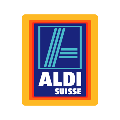 Aldi Suisse logo vector