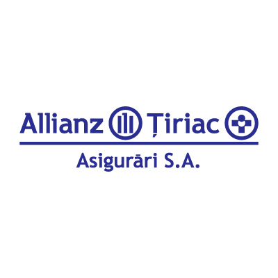 Allianz Tiriac Romania logo vector
