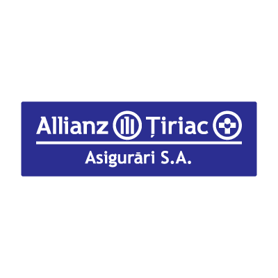 Allianz Tiriac SA logo vector