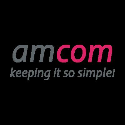 Amcom logo vector