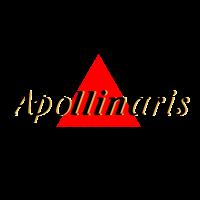 Apollinaris - The Queen of Table Waters vector logo