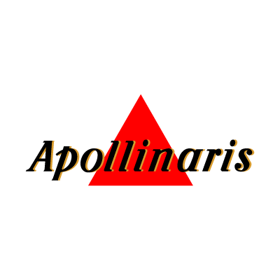 Apollinaris logo vector